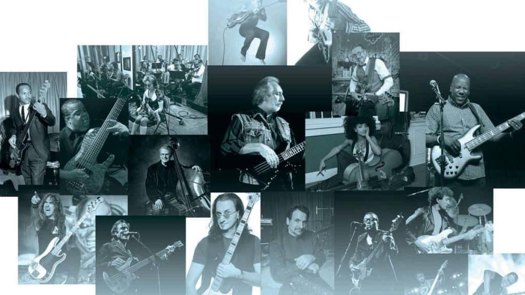 Los 50 mejores bajistas de la historia